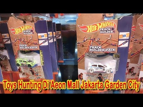 Toys Hunting Di Aeon Mall Jakarta Garden City