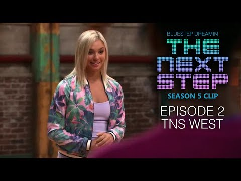 The Next Step Season 5 Episode 2 - The Start of TNS West