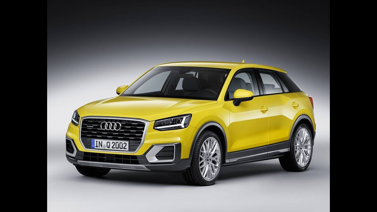 Audi Q Audi Q Audi Car YouTube - Audi car q2