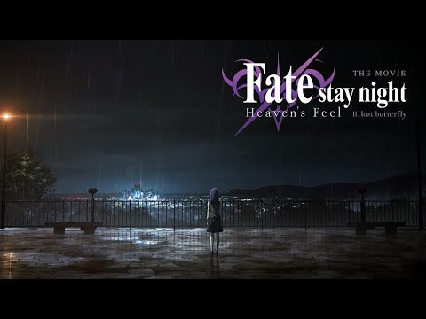 Fate Stay Night Heaven S Feel The Movie Ii Lost Butterfly