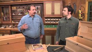 The Woodsmith Shop: Episode 607 Sneak Peek