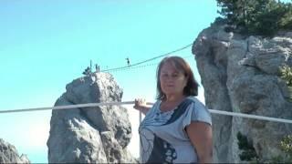 Путешествие в Крым на автомобиле  Гора Ай Петри(, 2017-03-18T08:00:56.000Z)