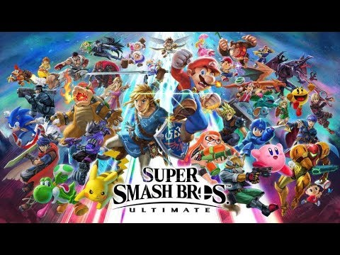 Super Smash Bros Ultimate (#1)