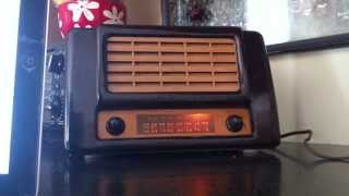 Echo Radio: Vintage Bluetooth/ FM tuner/ MP3 player Radio