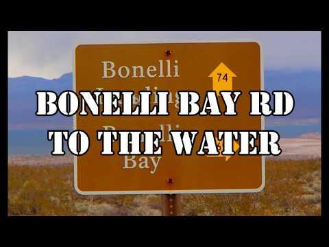 Bonelli Bay Rd Timelapse Temple Bar Lake Mead NRA Suburban 37