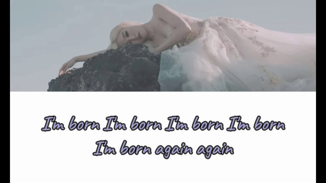 tiffany young born again karaoke lyrics youtube. Black Bedroom Furniture Sets. Home Design Ideas