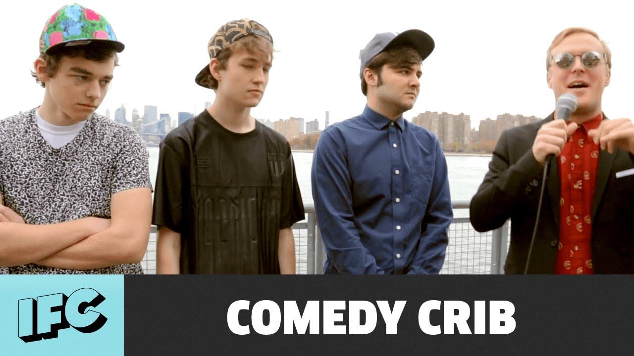Download Comedy Crib: Boy Band   'Media Day' Episode 3   IFC