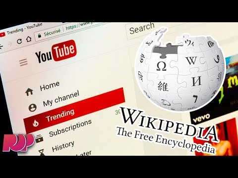 YouTube To Use Wikipedia To Solve Its Conspiracy Problem