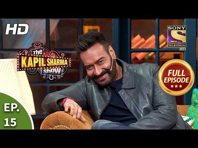 The Kapil Sharma Show Season 2-दी कपिल शर्मा शो सीज़न 2-Ep 15-The Dhamaal Continues-16th Feb, 2019