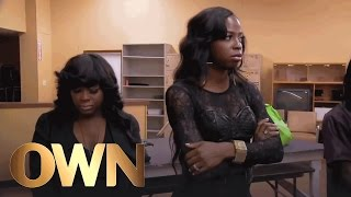 Preview: Will Mia and Corey Come to Blows? | Houston Beauty | Oprah Winfrey Network