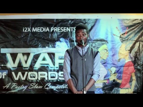 War Of Words Africa Auditions - Episode 1