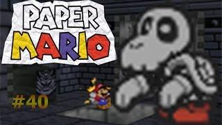 Acertijos de puertas/Paper Mario capítulo 40