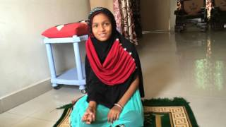 Dua after Namaz by Sania || Ayyamista