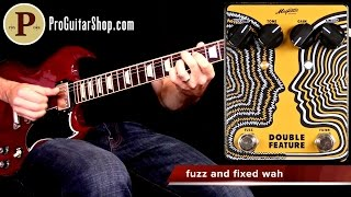 Magnetic Effects Double Feature Fuzz/Fixed Wah