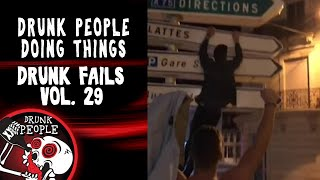 Funniest Drunk Fails Compilation Vol. 29 | Drunk People Doing Things