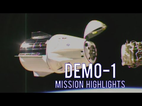 SpaceX Demonstration Mission-1 Highlights