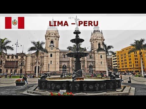 Lima - Die Sehenswürdigkeiten der Hauptstadt von Peru