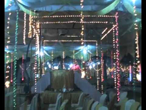 Open paipe pandal decoration youtube open paipe pandal decoration thecheapjerseys Images