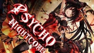 ♪ Nightcore Psycho [Breaking Benjamin, ナイトコア]