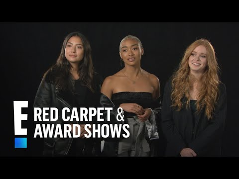 'Sabrina' Cast Plays 'Witchcraft Do's & Don'ts' Game | E! Red Carpet & Award Shows