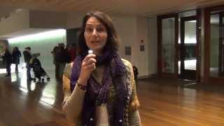 Spanien/Avila Seelenstärke-Seminar Teilnehmer-Kommentar Spain/English