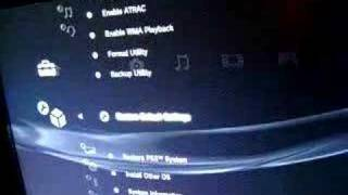 How To Activate PS3 Safe Mode - Part 6 of 7 FREE PS3