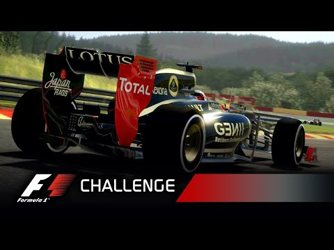 Codemasters releases £2 F1 Challenge for iPhone and iPad