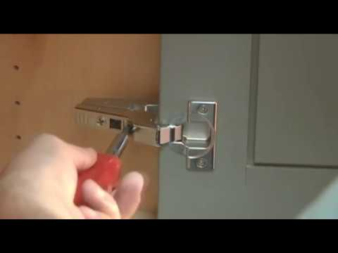 Inset Cabinet Door Concealed Hinge Adjustment Guide By Dura Supreme