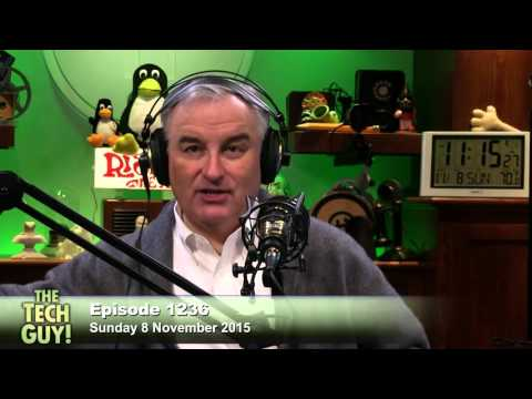 Leo Laporte - The Tech Guy 1236