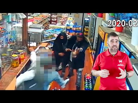 Convenience Store Violence Teaches Us Lessons