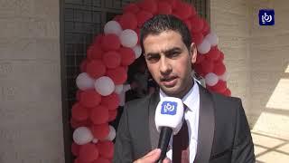القيادة العامة تنظم حفل زواج جماعي من منتسبيها ومنتسبي الأجهزة الأمنية - (14-9-2018)