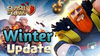 Winter Update is There | Th11 Clan Games