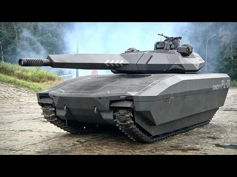 Top 10 Battle Tanks Of The Future