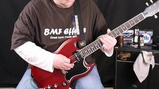 Vintage® VS6MRMA Series Mick Abrahams Demo