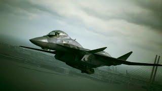 Ace Combat 7: Skies Unknown - DLC 5: Anchorhead Raid Trailer