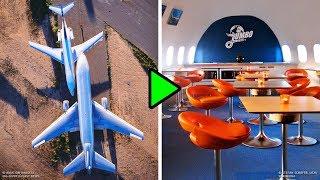 Điều gì xảy ra với máy bay sau khi nghỉ hưu