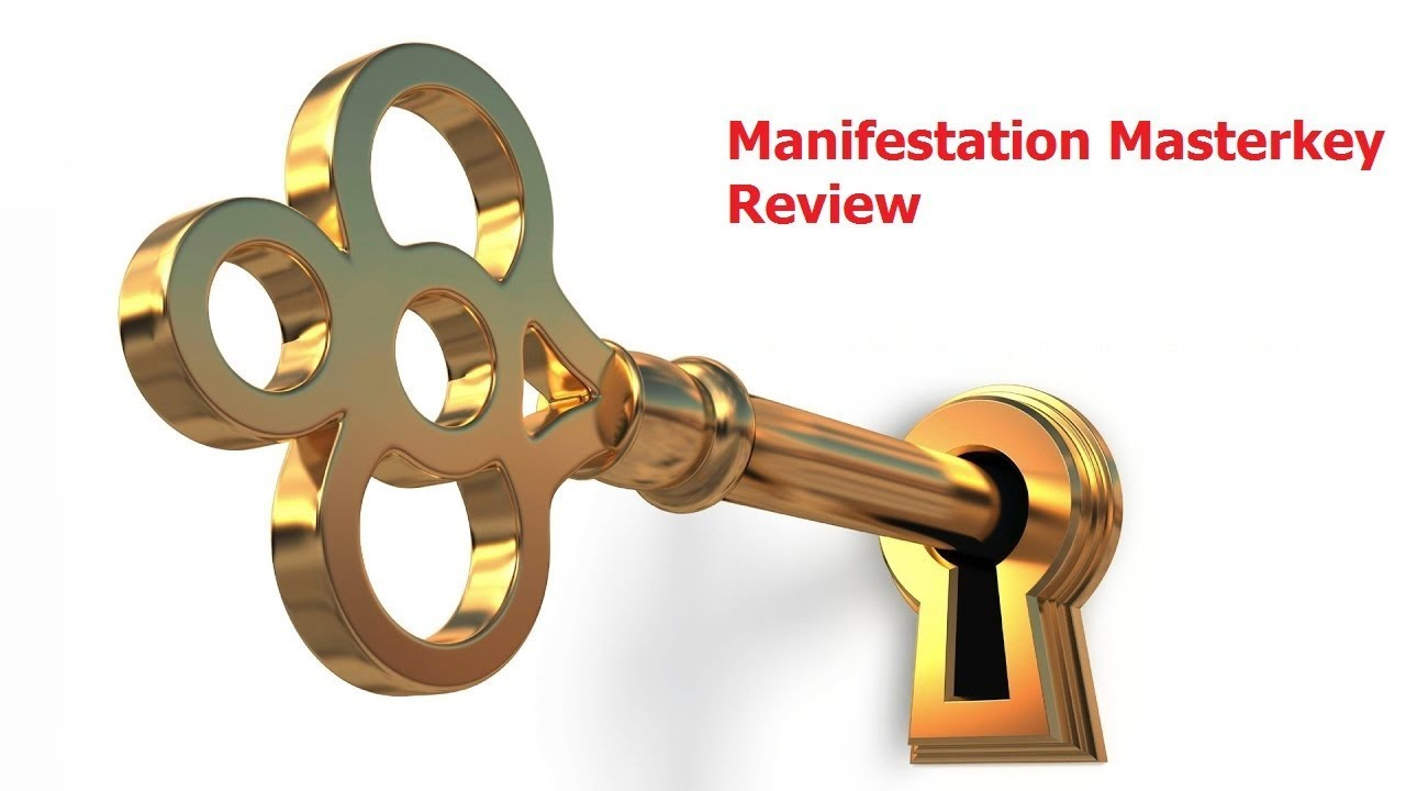 Image result for manifestation masterkey