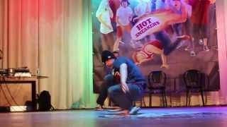 Bboy Putya (On taffic) Judges Showcase|Hot Sneakers(17 мая г. Красноград (Харьковская область), Брейкданс фестиваль Hot Sneakers https://vk.com/hot.sneakers., 2014-08-14T12:22:10.000Z)