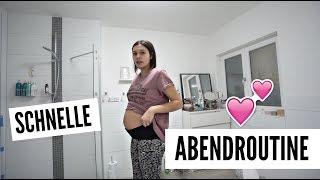 SCHNELLE ABENDROUTINE! | 21.02.2018 | ✫ANKAT✫
