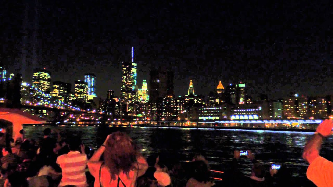 Harbor Lights Cruise NY 2014 [Full HD]   YouTube