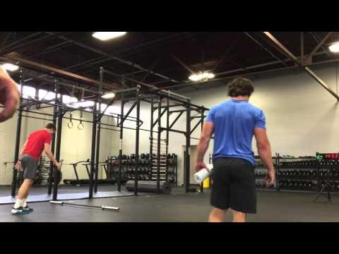 CrossFit 16.1