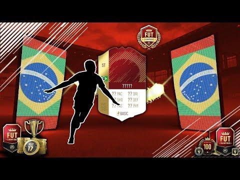 FIFA 18 - NAGRODY ZA FUT CHAMPIONS !!! BRAZYLIJSKI MIESIĘCZNY WALKOUT !!!