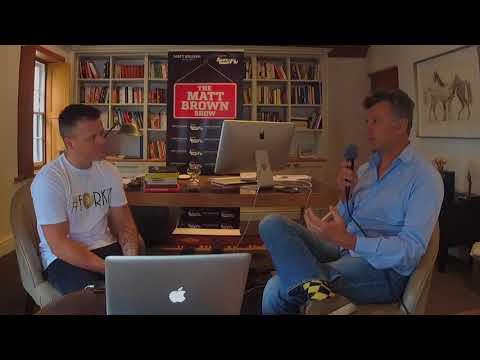 Michael Jordaan, Venture Capitalist (Montegray Capital) - The Matt Brown Show
