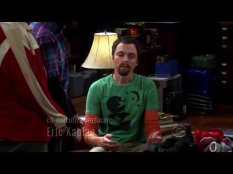 The Big Bang Theory - Season 3 Episode 1