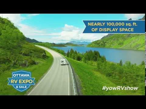 Ottawa RV Expo And Sale February 9 - 12
