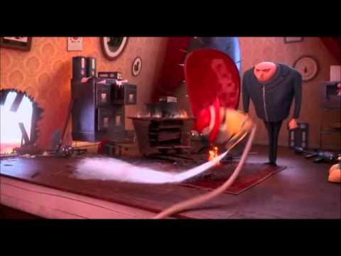 Minions pompiers youtube - Minion pompier ...