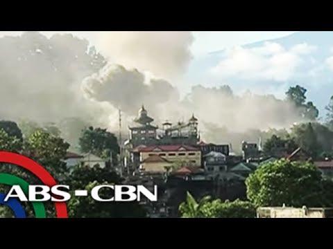 TV Patrol: Hapilon, posibleng nakapuslit na palabas ng Marawi: AFP