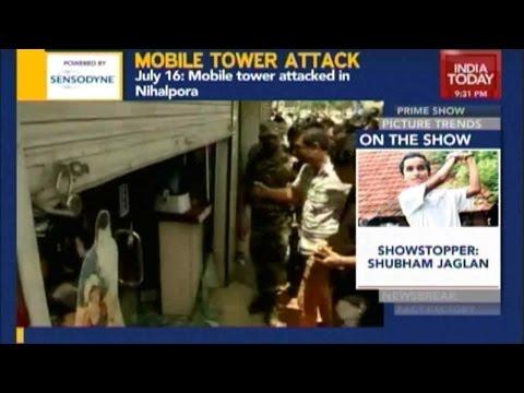 News Today At Nine: Grenade Attacks On Telecom Providers In Kashmir Valley
