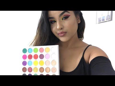 Glf Cosmetics Princesa Azteca Palette Review