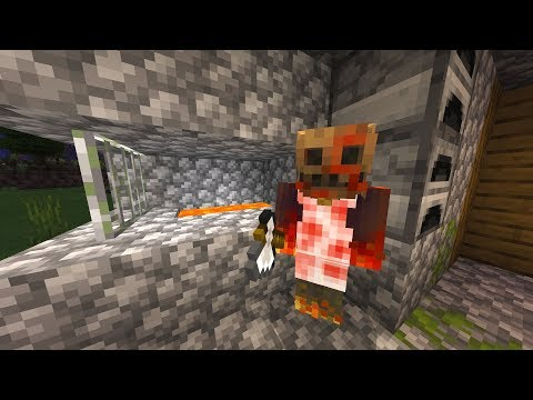 This is not your normal Minecraft butcher.. (Scary Minecraft Video)
